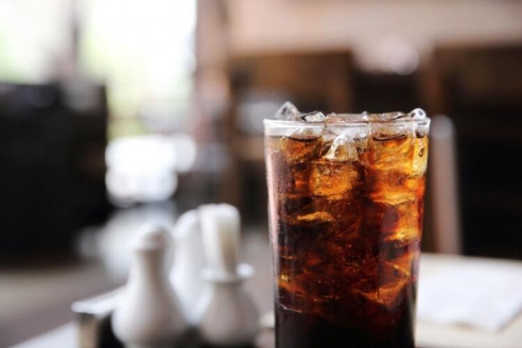 Gazlı içecekler tüketmeyin