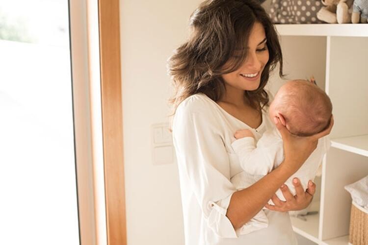 Bebek ve anne daha az strese maruz kalıyor