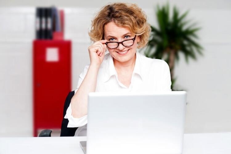 5- Bilgisayar ekranıyla aranıza mesafe koyun
