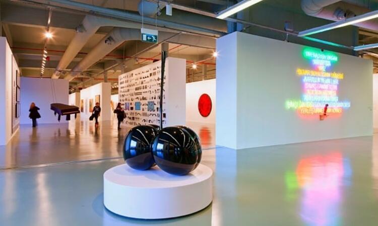 İstanbul Modern'de sanata yakınlaşsın