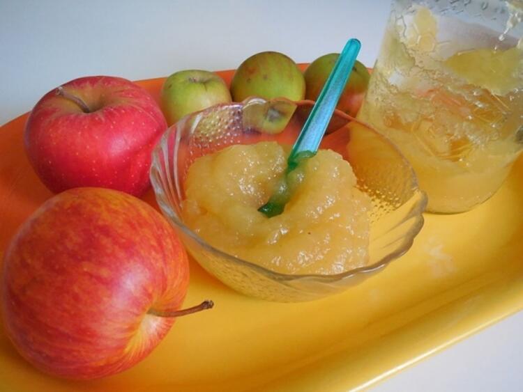 Elmanın suyunu değil püresini tercih edin