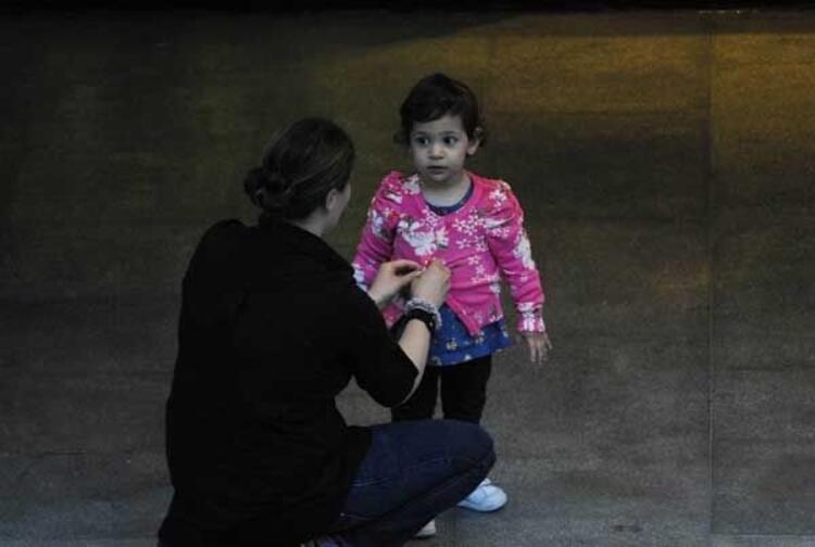 Okan Bayülgen ve Su Ediger'in kızı İstanbul