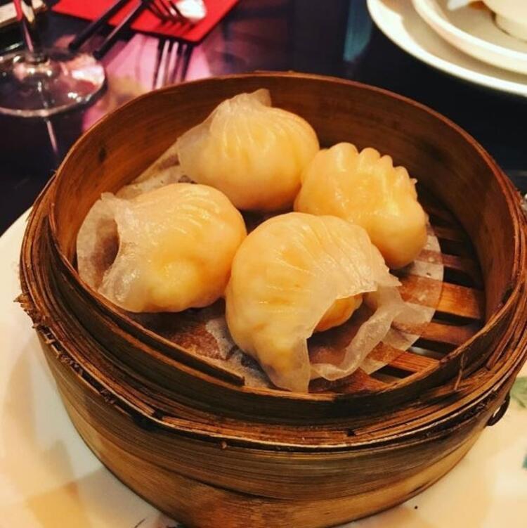Çin mantısı (Wonton)