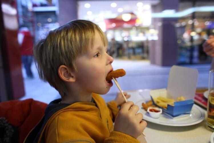2.Fast food alışkanlığı