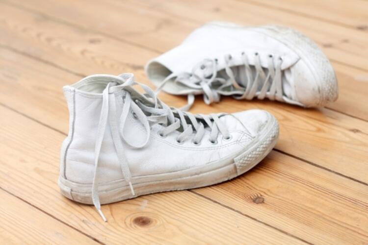 Bez ayakkabıların temizliği
