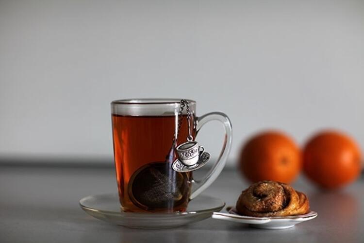 Çayı iftardan en az 1 saat sonra için