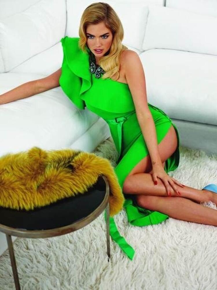 Büyüleyici güzelliğiyle Kate Upton