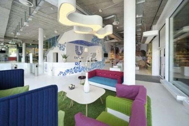 En yaratıcı ofis dekorasyonları