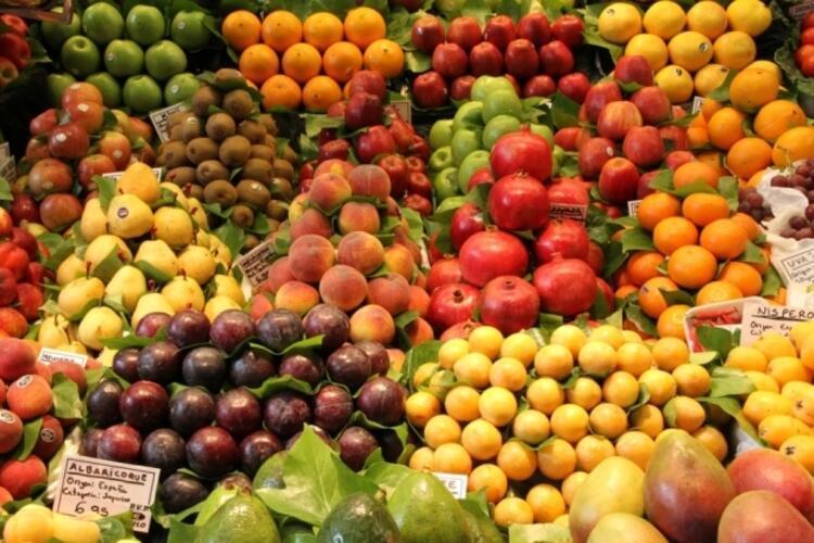 Meyveyi unutmayın