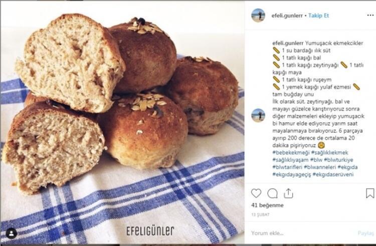 Yumuşacık ekmekçiler tarifi