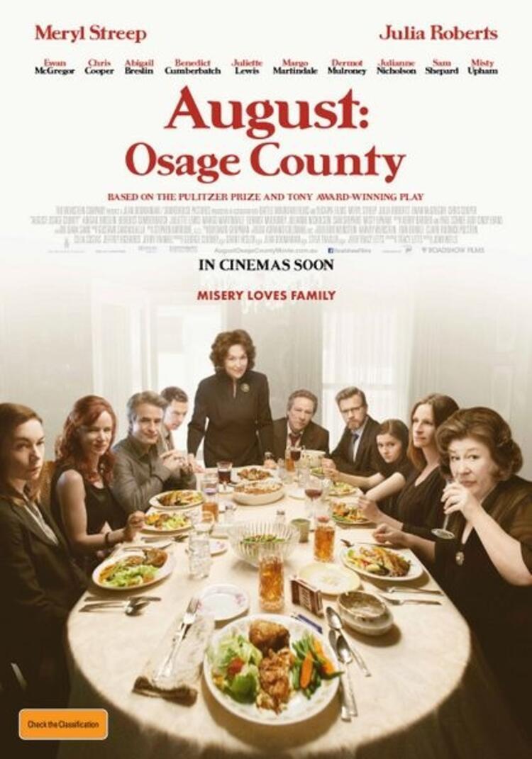 August: Osage County (Aile Sırları)
