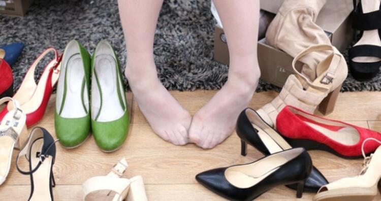 Ayakkabı alerjisi
