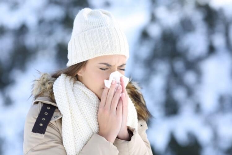 Soğuk alerjisi