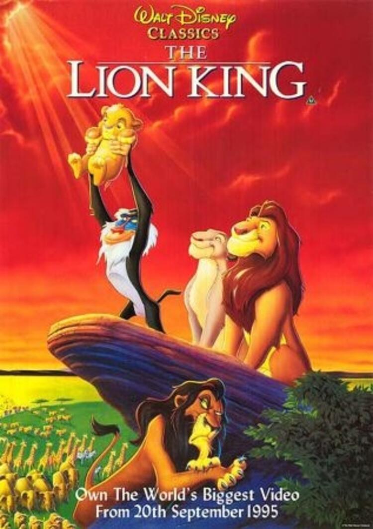 The Lion King (Aslan Kral)