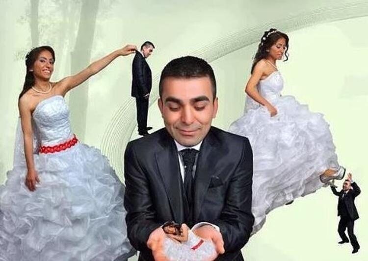 En ilginç düğün fotoğraflarıEn ilginç düğün fotoğrafları