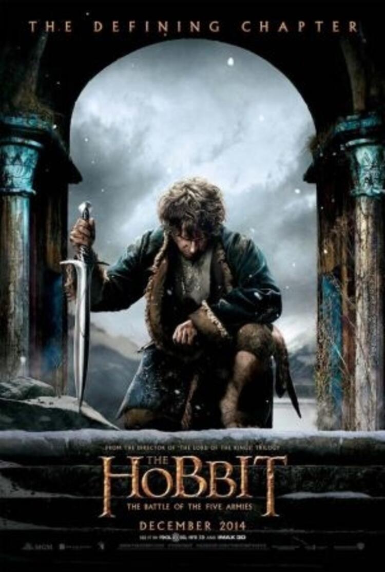 The Hobbit: The Battle of the Five Armies (Hobbit: Beş Ordunun Savaşı)