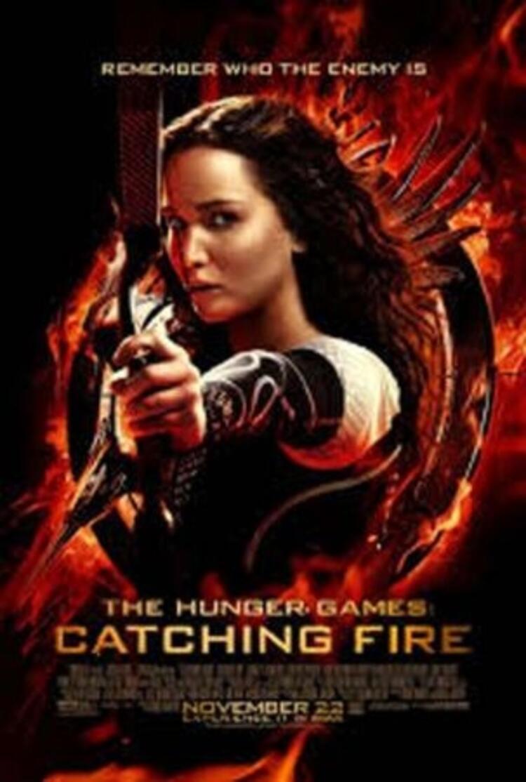 The Hunger Games: Mockingjay - Part 1  (Açlık Oyunları: Alaycı Kuş Bölüm 1)