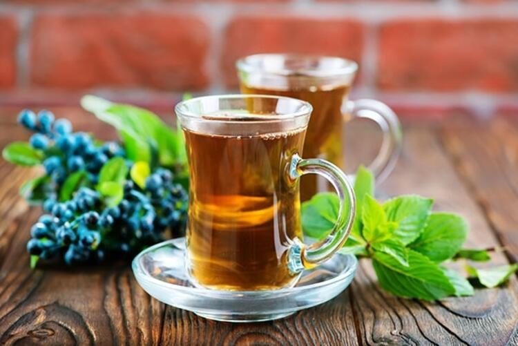 Kan basıncını düşürmeye yardımcı çay