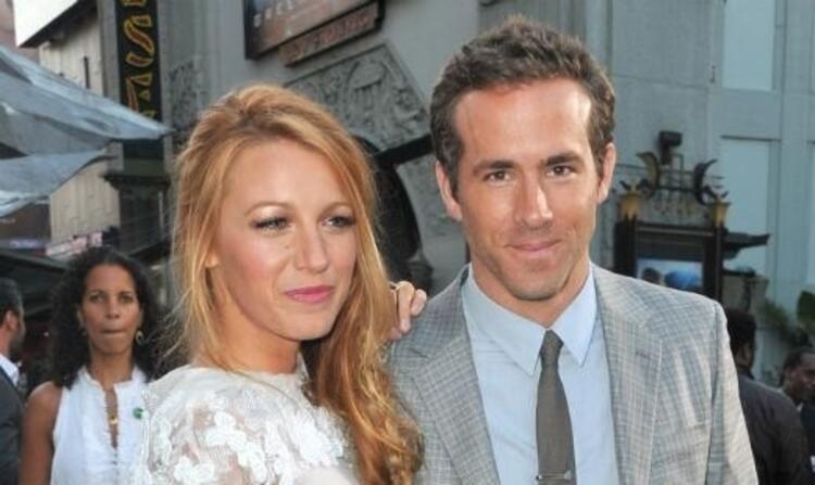 Blake Lively ve eşinin mutluluk pozları