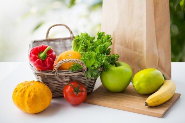 Meyve ve sebze tüketmeyi ihmal etmeyin