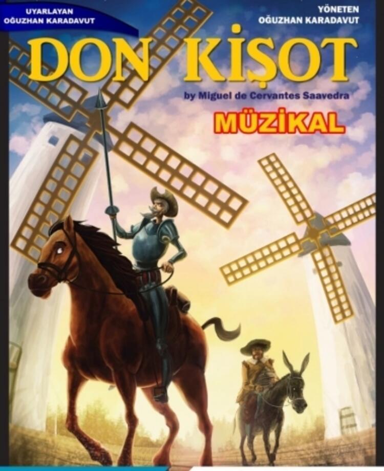 Don Kişot Müzikali