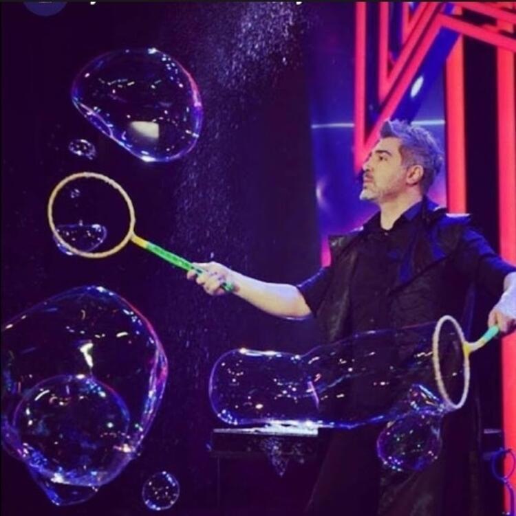 Bubble Show - Burhan Öztoprak