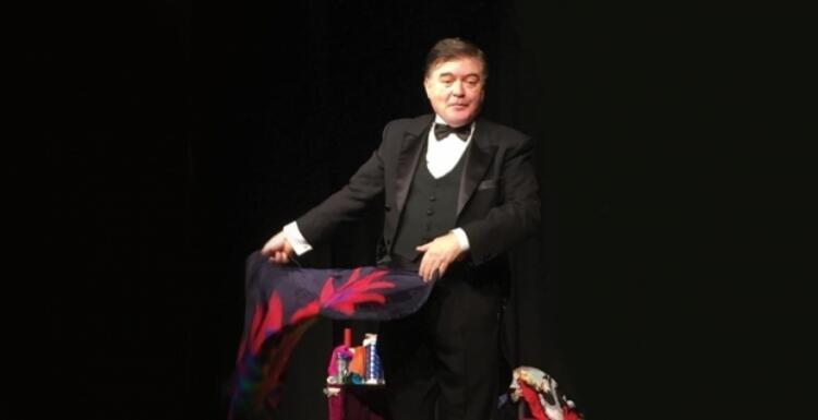 Sermet Erkin İllüzyon Show
