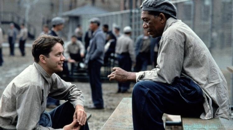 The Shawshank Redemption (Esaretin Bedeli)