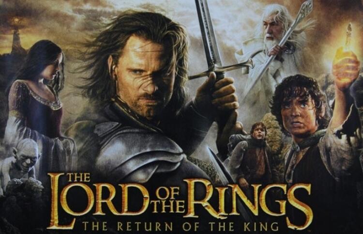 The Lord of the Rings: The Return of the King (Yüzüklerin Efendisi: Kralın Dönüşü)
