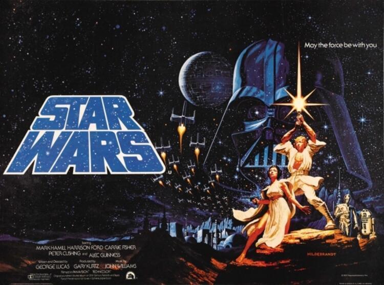 Star Wars Episode IV: A New Hope (Yıldız Savaşları Bölüm IV: Yeni Bir Umut)