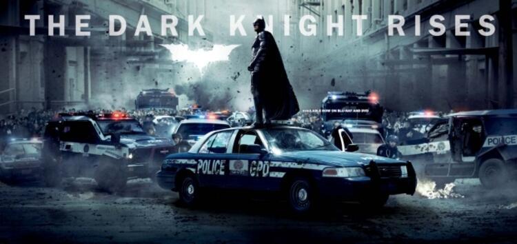 The Dark Knight Rises (Kara Şövalye Yükseliyor)