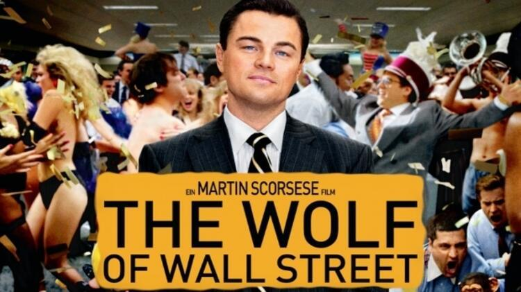 The Wolf Of Wall Street (Para Avcısı)