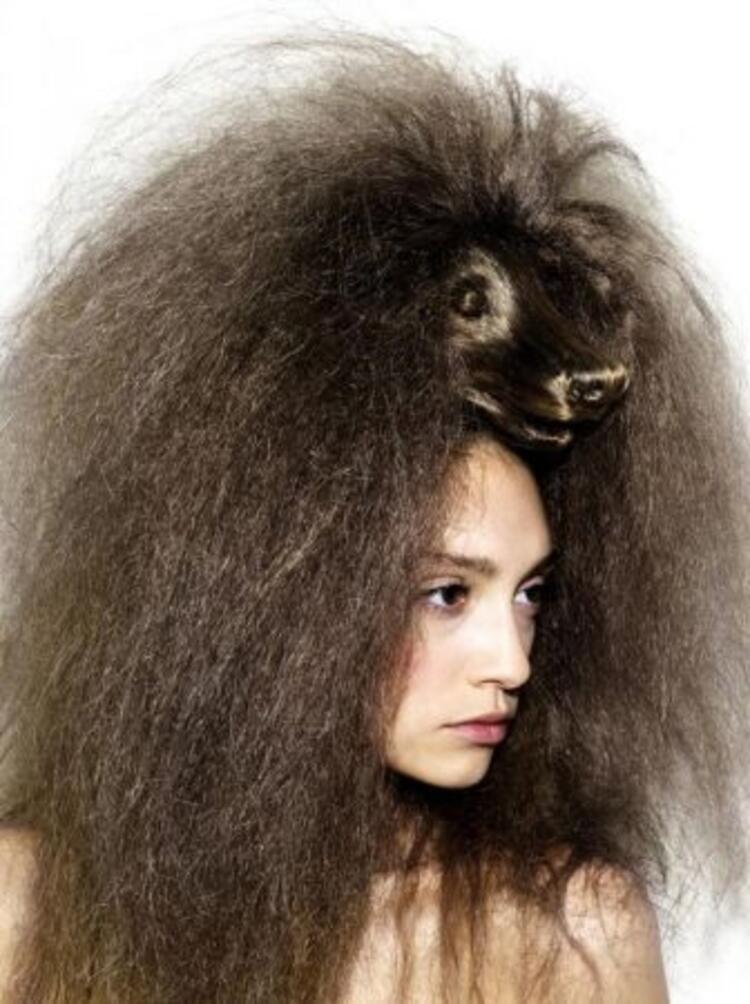 En çılgın 25 saç modeli
