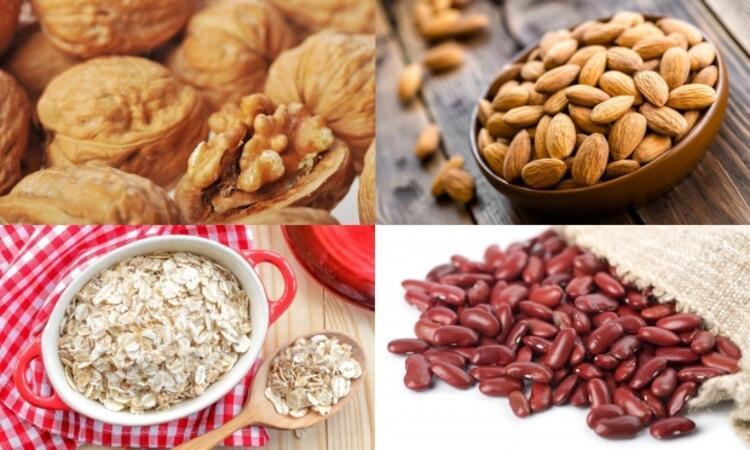 Kolesterol düşmanı 8 süper besin kaynağı