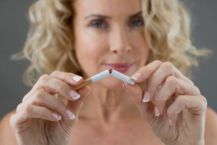 Sigaradan uzak durun