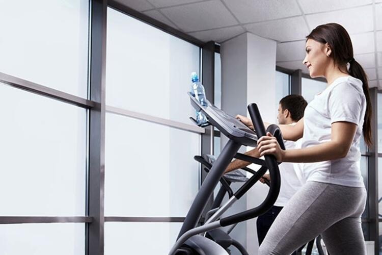 Spor yaparak aldığınız kalorileri yakın