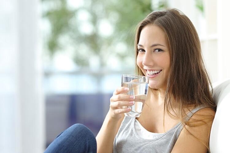 Su içmeyi ihmal etmeyin