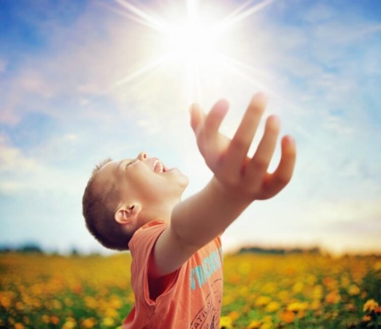 Güneşe kademeli olarak çıkartın