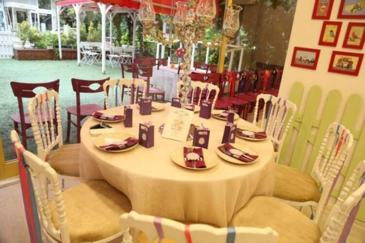 Marshmallow Parti ve Oyun Evi