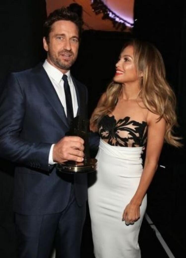 Gerard Butler & Jennifer Lopez