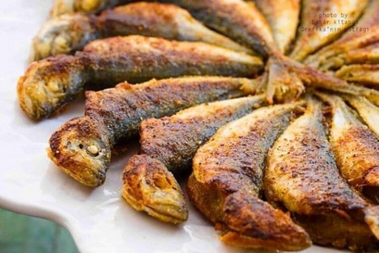 Demir içeriği yüksek balıklar