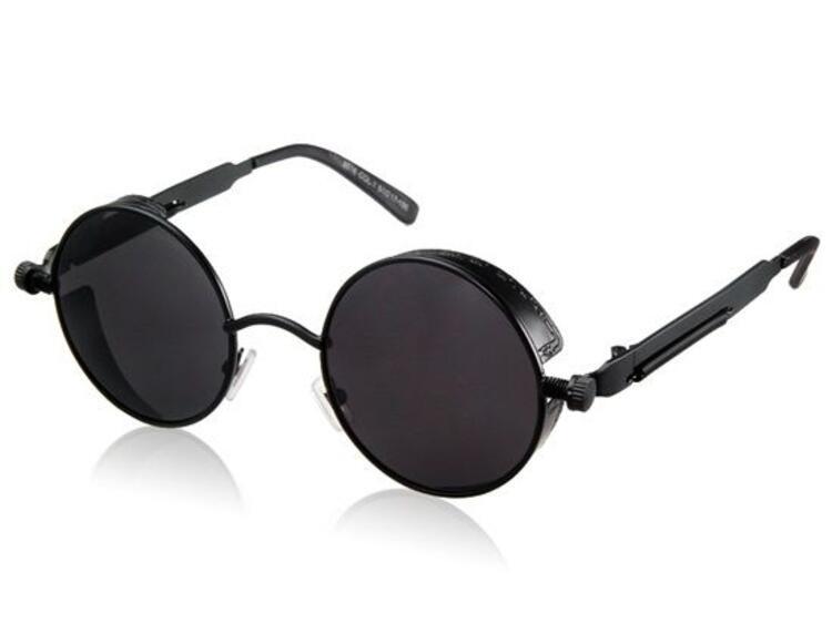 Kenarlıklı güneş gözlükleri faydalıdır