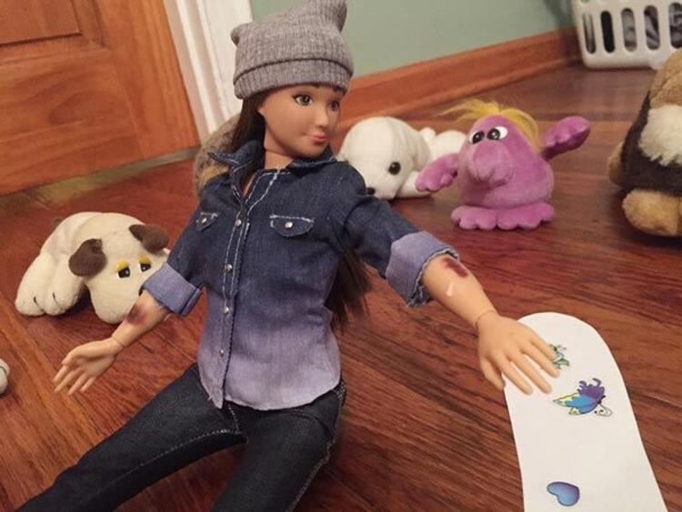 En gerçekçi Barbieler