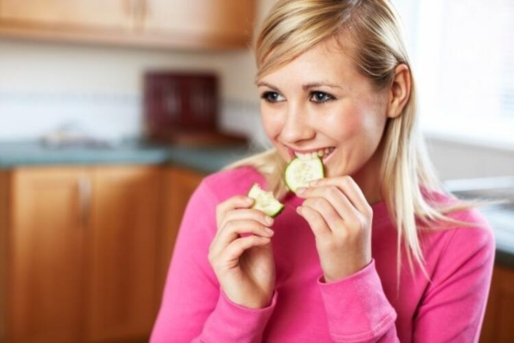 8- Beslenmenize dikkat edin: