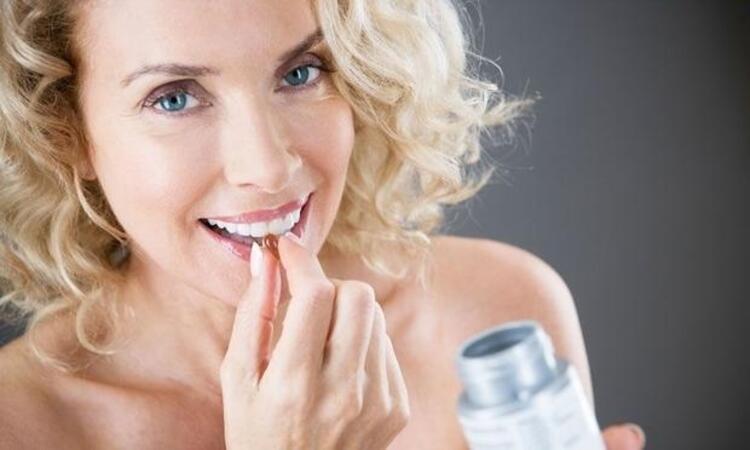 Menopoz döneminde D vitamini önemli
