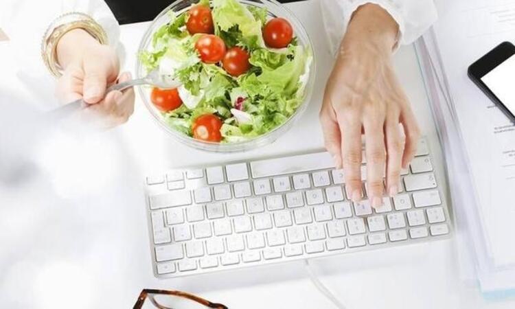 Sağlıklı beslenin, kilo almayın