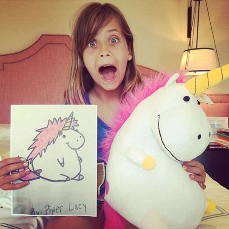 Piper Lacynin sevimli atı