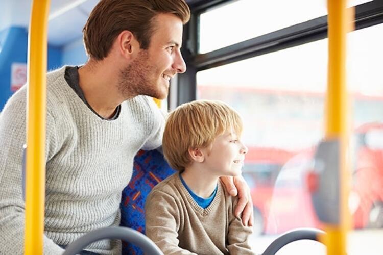 Toplu taşımada sağlıklı kalmak istiyorsanız…