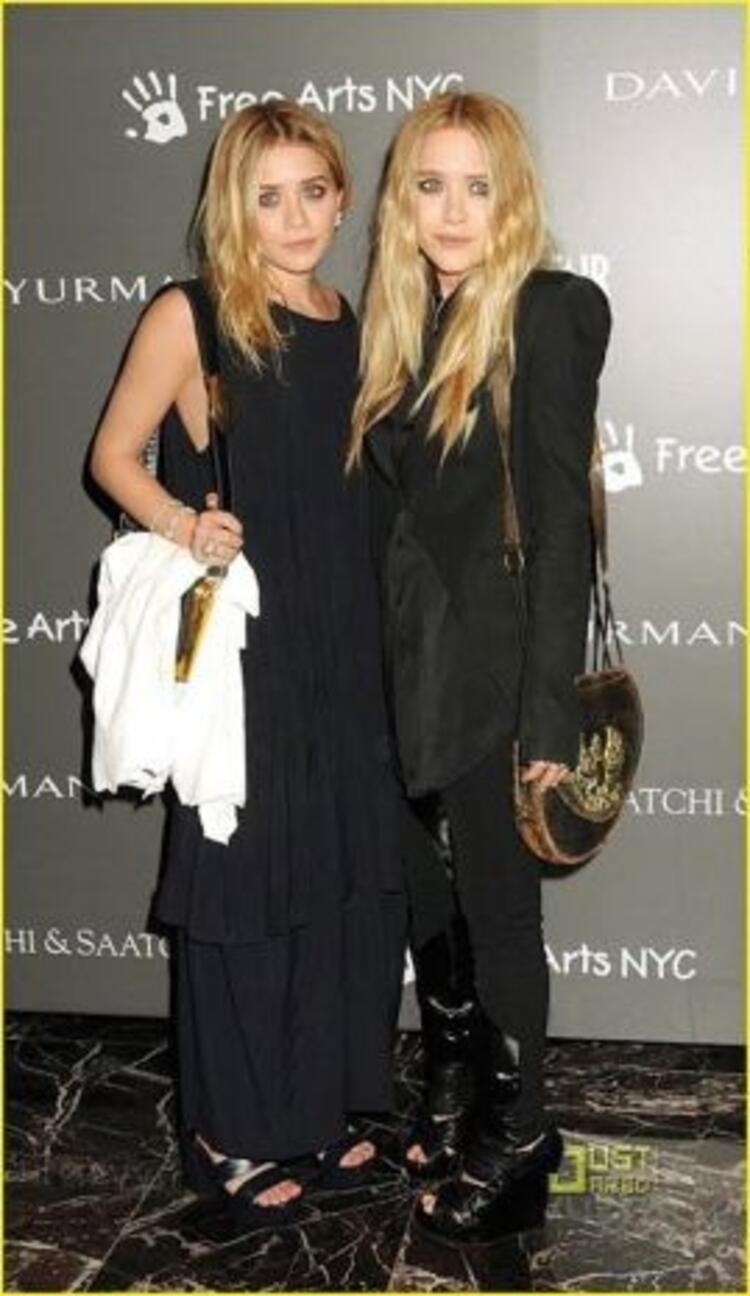 Mary Kate - Ashley Olsen