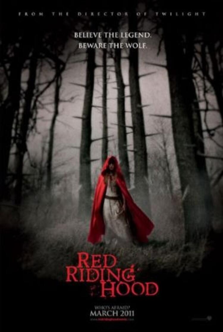 Red Riding Hood (Kız ve Kurt)